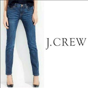 FINAL PRICE J. Crew Matchstick Jeans